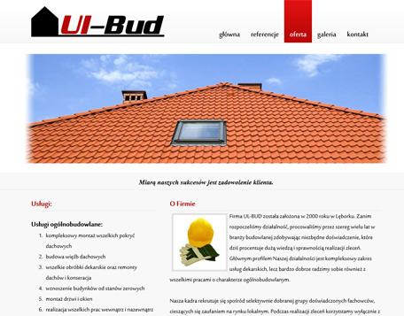 Ul-Bud strona główna